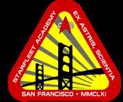 Starfleet Academy logo 2372