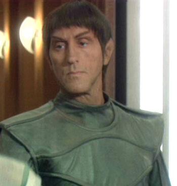 ...as a Vulcan commando