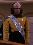 Hologramm von Worf 2366