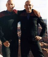 John Nowak and Patrick Stewart, Generations
