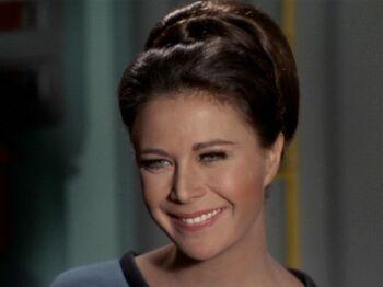 Lieutenant Mira Romaine (2269)