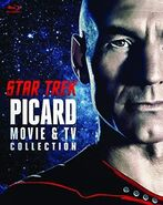 Picard Movie & TV Collection cover