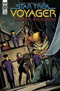Seven's Reckoning issue 4 cover A
