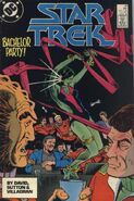 Stars in secret influence comic