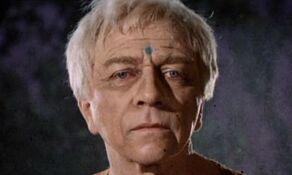 Tharn, a Halkan in the mirror universe