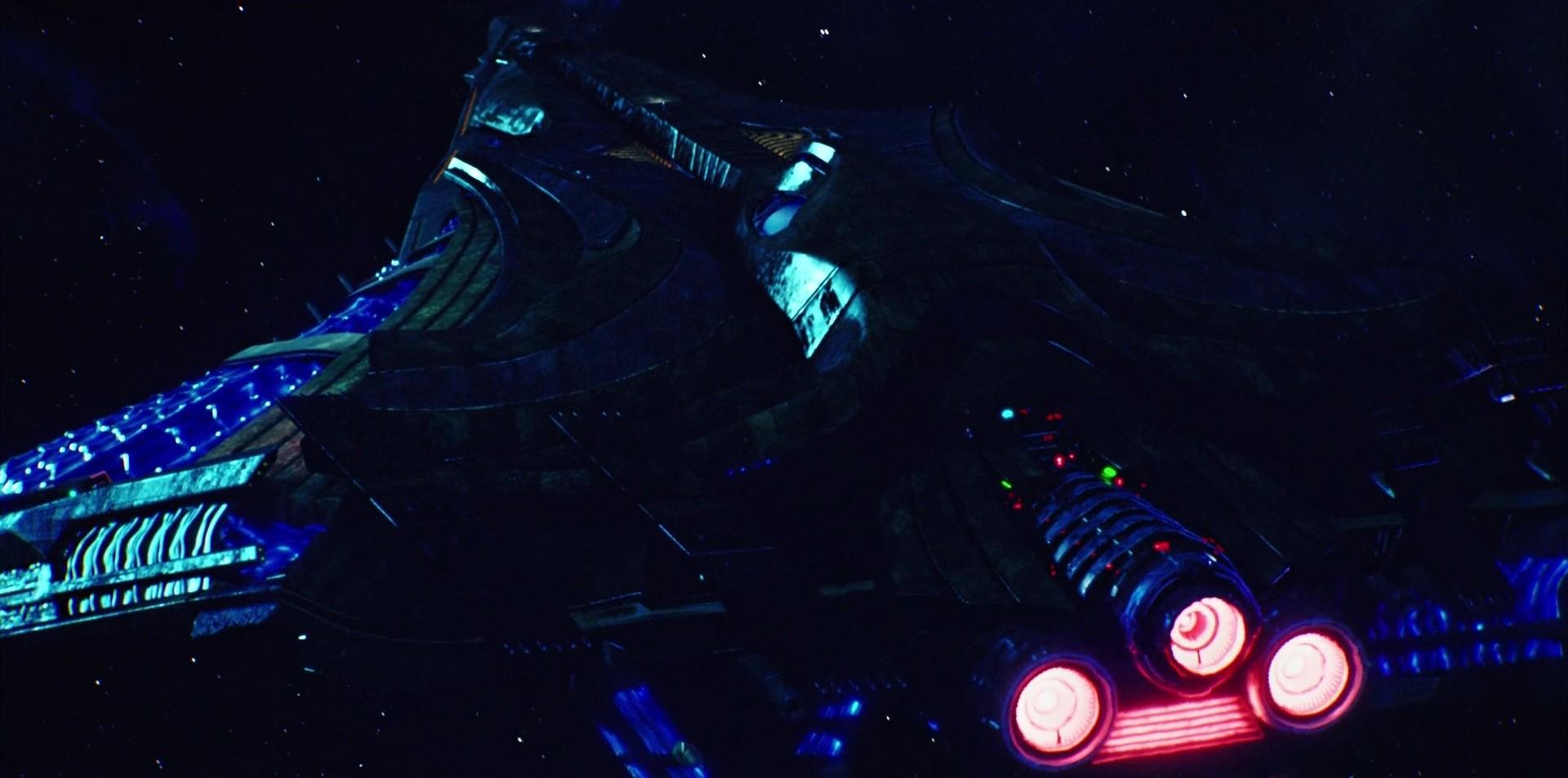 L'Rell's battle cruiser (2256)
