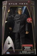 Playmates 2009 Command Collection Original Spock