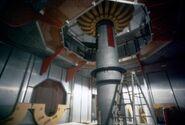 USS Enterprise Phase II Maschinenraum