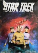 FASA Star Trek Role Playing Game v2.1 UK edition