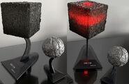 Furuta Borg cube and sphere