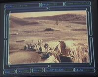 Kumagawa et Novakovich à la surface de Mars