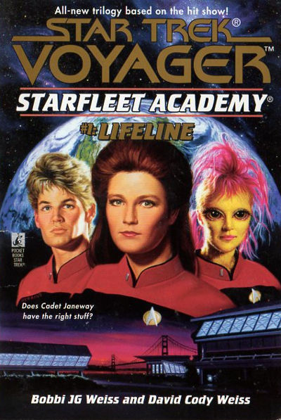 Star Trek: Voyager - Starfleet Academy
