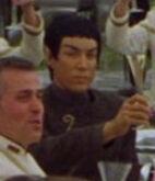 Vulcan male wedding attendee 1