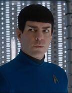 Alternate Spock