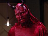Ardra as the Devil
