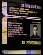 Data personnel file remastered