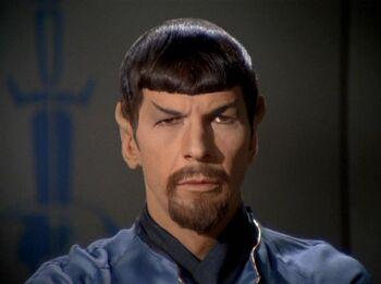 Commander Spock (2267)