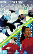 Star Trek Starfleet Academy, issue 2