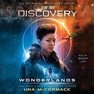 Wonderlands audiobook cover