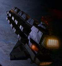 Cargo militaire cardassien