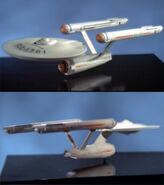 Enterprise 3 foot model final appearance