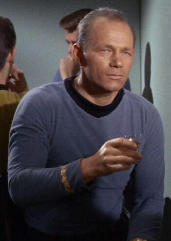 Lieutenant Corrigan