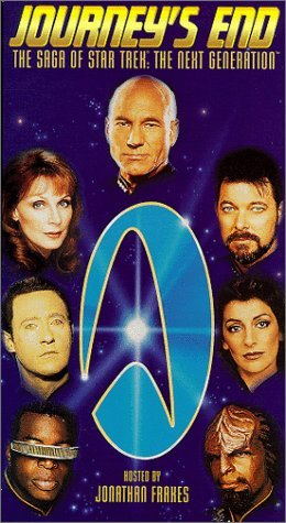 Journey's End: The Saga of Star Trek: The Next Generation (VHS)