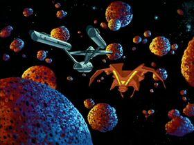 Orion pirate ship-Enterprise faceoff.jpg
