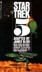 Star Trek 5 (Bantam Cover 1)