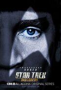 Star Trek Discovery Season 1 Sarek poster