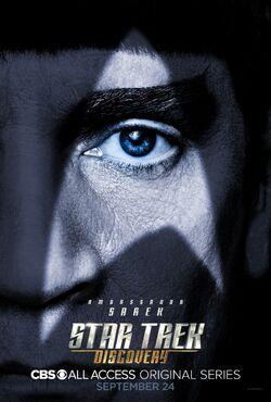 Star Trek Discovery Season 1 Sarek poster.jpg