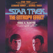 The Entropy Effect audiobook download cover