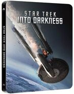 UK Entertainment Store Star Trek Into Darkness Limited Steelbook Edition