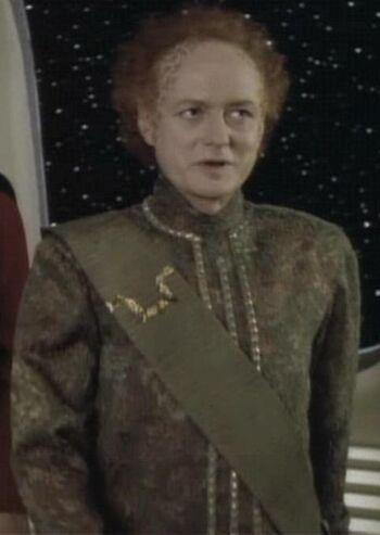 Chancellor Alrik