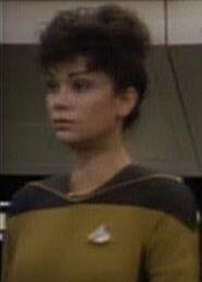 ...as Ensign Bailey