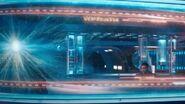 Booker's ship viewscreen