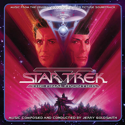 Star Trek V: The Final Frontier (Limited Edition)