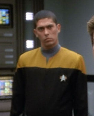 Ensign Culhane in 2374