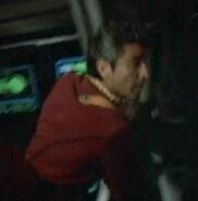 Excelsior crewman 1, Flashback