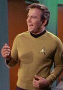 Garth as Kirk