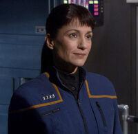 Erika Hernandez en 2154