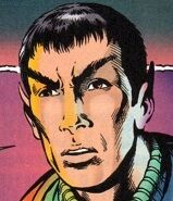 Spock, early voyages