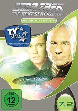 TNG DVD-Box Staffel 7.2