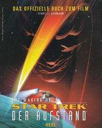 The Secrets of Star Trek Insurrection German cover