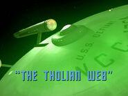 3x09 The Tholian Web title card