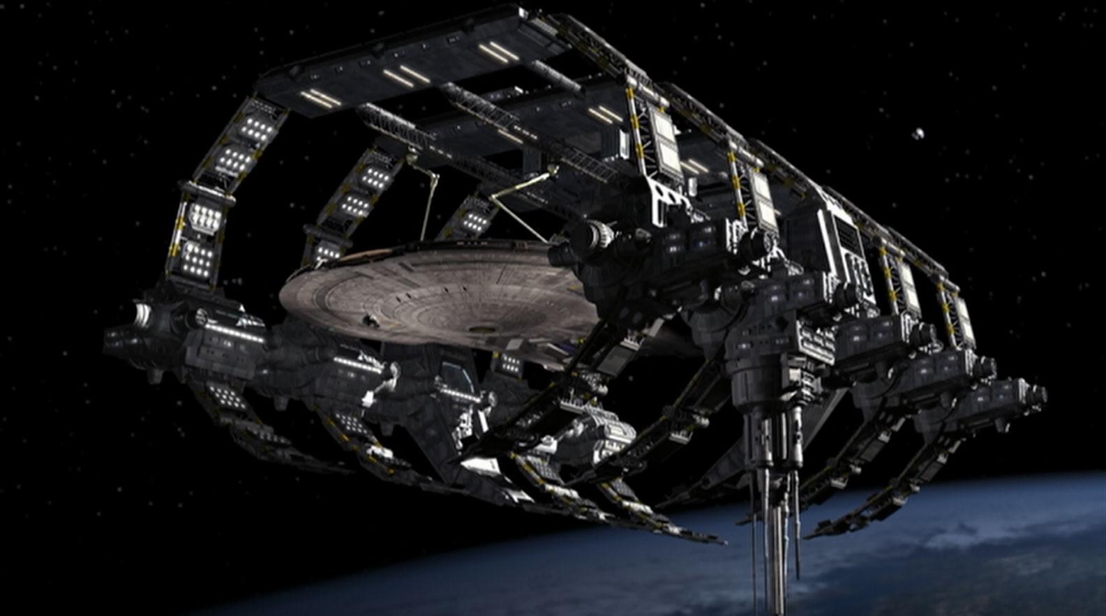 Orbital Drydock Facility