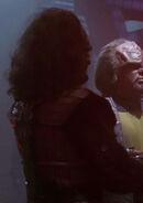 Klingon high council member 13, 2366