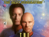 Star Trek: The Next Generation - Q Continuum (novel series)
