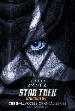 Star Trek Discovery Season 1 L'Rell poster.jpg
