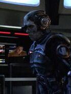 Borg-Drohne entert Voyager (2377) 1